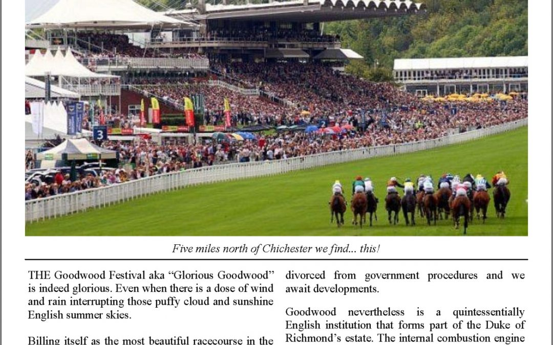 Stewards' Cup—Let's win it for SA one day! – Turf Talk: 7 August 2017