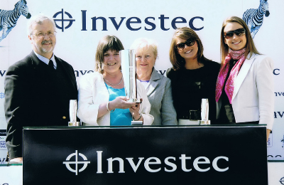 Hintlesham Racing partners win an Investec Trophy at Epsom