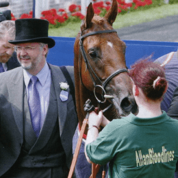 Titus Alone wins for AllanBloodlines