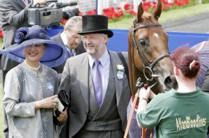 A 2yo winner at Royal Ascot when removed to York during Ascot reconstruction.