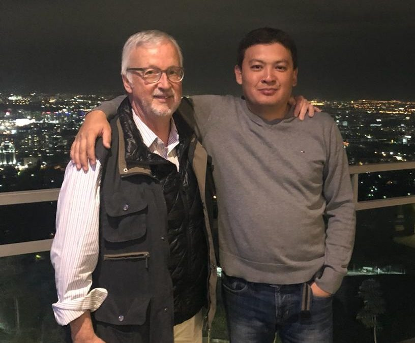 Where in the world is David Allan? Turf Talk: 23 September 2019