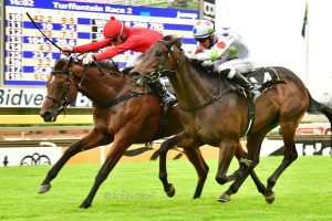 Karnallie wins for Spies Racing at Turffontein