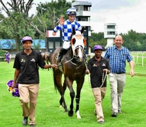 Waimea wins for Spies Racing at The Vaal