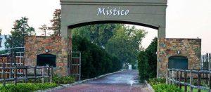Mistico Entrance