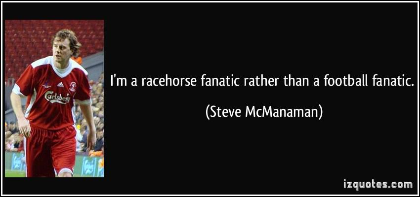 Steve McManaman states his priorities.
