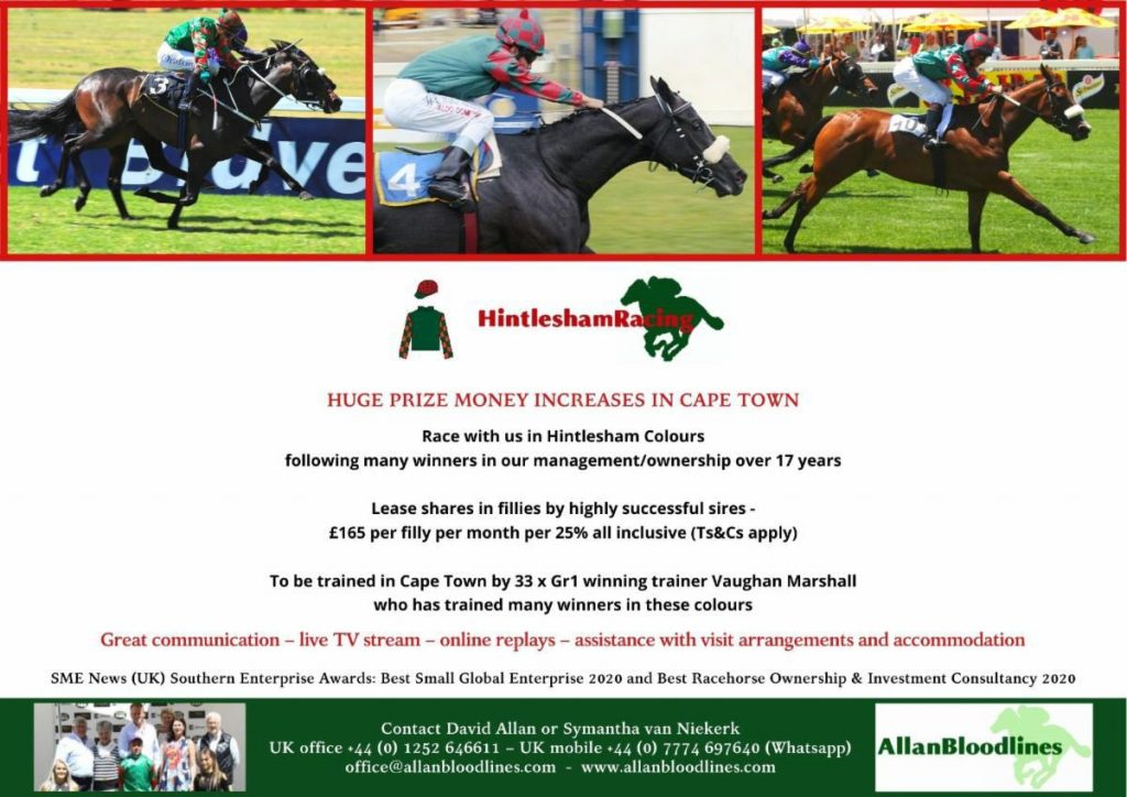 huge prize money increases in cape town