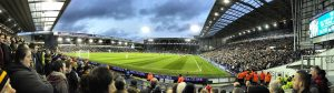 West Bromwich Albion at home at The Hawthorns against Hull City