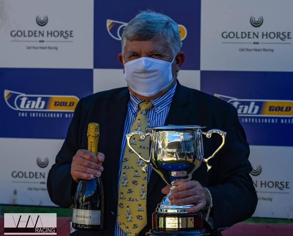 Vaughan Marshall for Ambiorix Gold Medallion Gr1 WinnerVaughan Marshall for Ambiorix Gold Medallion Gr1 Winner