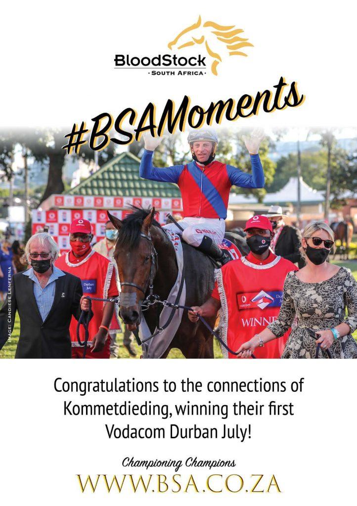 BSA Moments